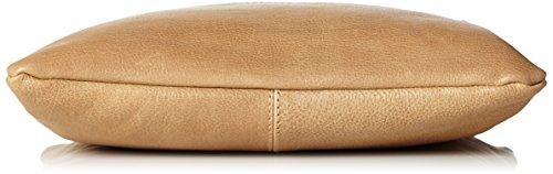 Amsterdam Cowboys - Bag Peterlee, Borsa a tracolla Donna Grigio (Grau (Stone 170))