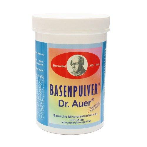 BASENPULVER nach Dr.Auer 450 g Pulver