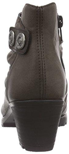 Rieker Y8063 Damen Stiefeletten Braun (mud / 25)