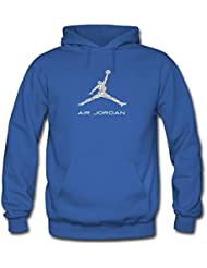 Michael Jordan Mens Pullover Hoodies Casual Sweatshirts