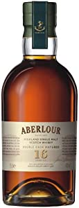 Aberlour 16 Year Old Double Cask Speyside Single Malt Scotch Whisky 43% 70cl from The General Wine Company by Aberlour