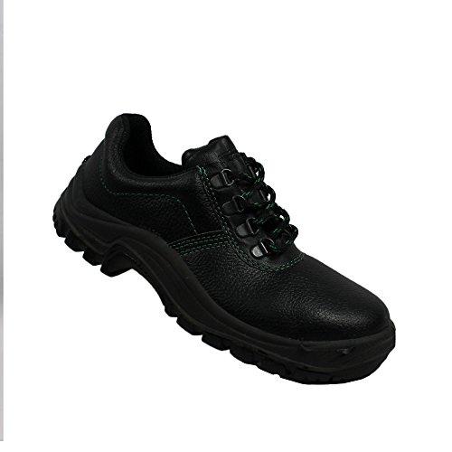 Workers s3 berufsschuhe 00823 chaussures chaussures plates Noir - Noir