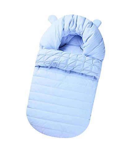 Sacchi nanna per bambino sacco a pelo invernale fasciare regolabile sleepsack autunno e inverno cotone thicker coperta neonati linag , a