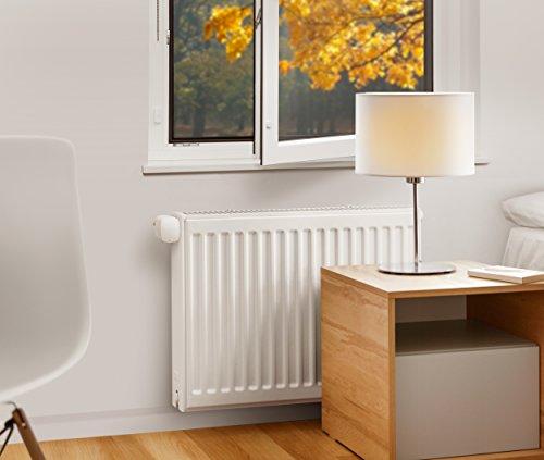 Elgato Eve Thermo - Heizkörperthermostat mit Apple HomeKit-Technologie, LED-Display, integriertes Touch-Bedienfeld, Automatische Temperatursteuerung, Keine Bridge erforderlich, Bluetooth Low Energy - Bild 2