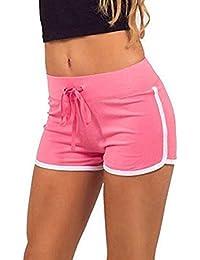 Hosaire 1X Femme Short de Sport Casual Yoga Mode Plage S M L 4 fab6ea3ea15