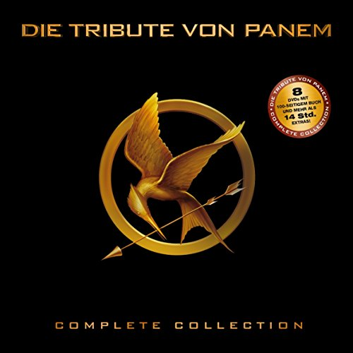 Die Tribute von Panem – Limited Complete Collection [Limited Edition] [8 DVDs]