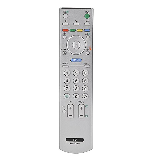 Richer-R Control Remoto Inalámbrico Universal de TV, Mando a Distancia Inteligente para Sony RM-ED007