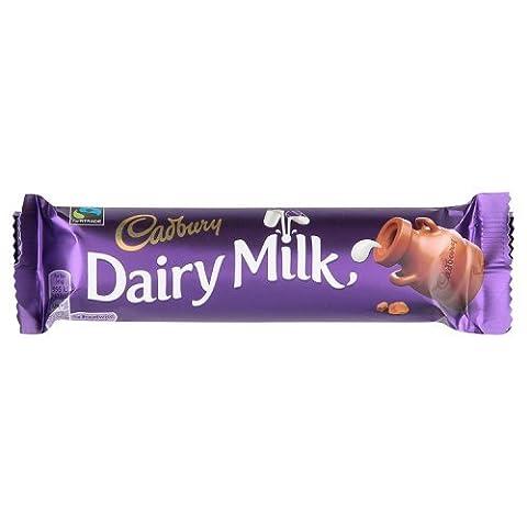 Cadbury Barre de Chocolat au Lait 99 g