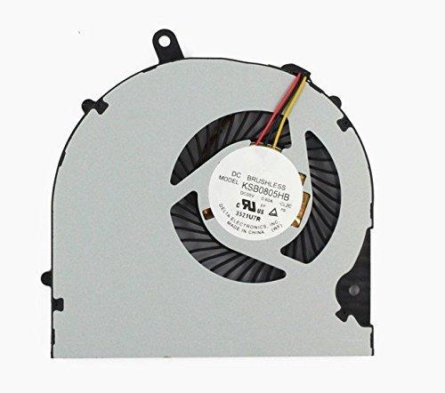 Generic Ersetzen Sie den CPU-Lüfter des Laptops für Toshiba Satellite S50-A S55-A S50T-A S55T-A S50D-A S55D-A Series P/N: KSB0805HB (Satellite Toshiba S55t Laptop)