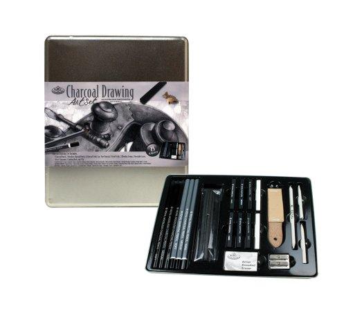 royal-langnickel-charcoal-drawing-art-set