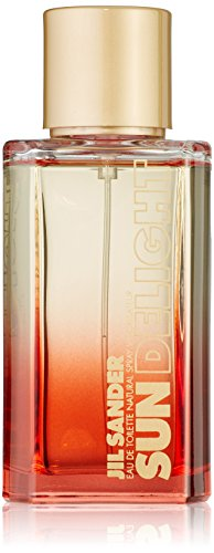 Jil Sander Sun Delight femme/woman, Eau de Toilette, 1er Pack (1 x 100 ml)