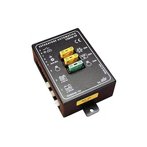 Separador automático con cargador de batería de coche 2A CSB40/SP CBE