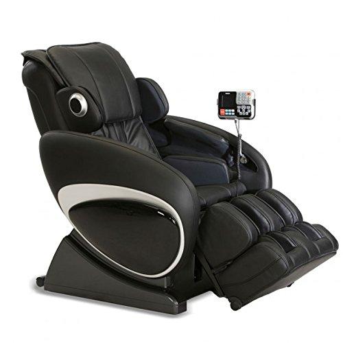 aktivshop Massagesessel Relaxsessel Entspannungssessel Massage Sessel Fernsehsessel (Schwarz)