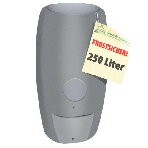 ca. 32mm= 5//4 Zoll AMUR REGENTONNENVERBINDER f/ür REGENTONNE und REGENFASS Grau REGENTONNEN-VERBINDUNGSSET f/ür REGENWASSERTANK mit VERBINDUNGSSCHLAUCH in grau//braun und WANDDURCHF/ÜHRUNG