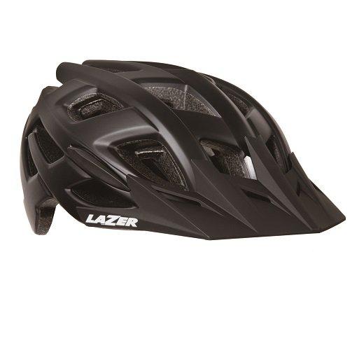 Lazer Ultrax+ ATS Fahrradhelm Black M