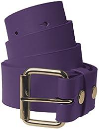 Masterdis Pin Belt Buckle purple M