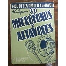 MICROFONOS Y ALTAVOCES