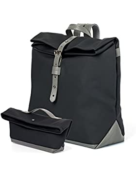Rucksack + Make-up pouch the Ethicool Collection