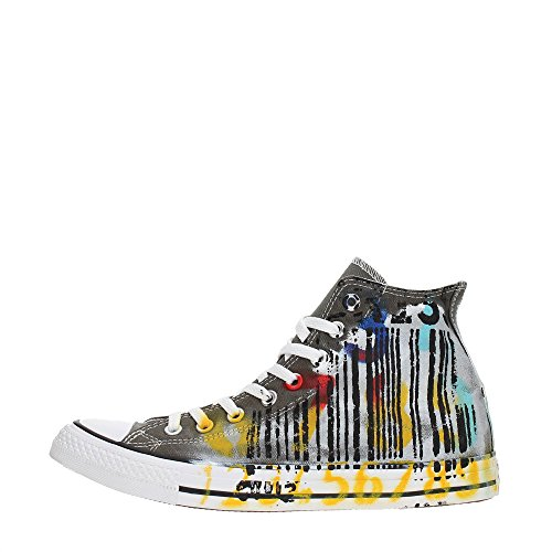 Converse 160444C CT HU Limited Edition Sneakers Unisex CHARCOAL/RED/BLACK