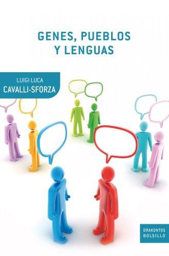 Genes, pueblos y lenguas (Drakontos Bolsillo)