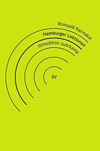 Hamburger Lektionen, 1 DVD