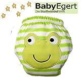 BabyTrainer - Couche-culotte anti-fuite - Bébé (fille) 0 à 24 mois Froggy 1 x Trainer
