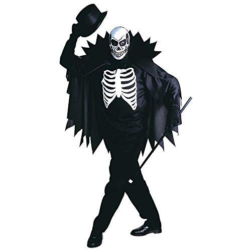 Widmann - Scary Skeleton Kostüm, in Größe S