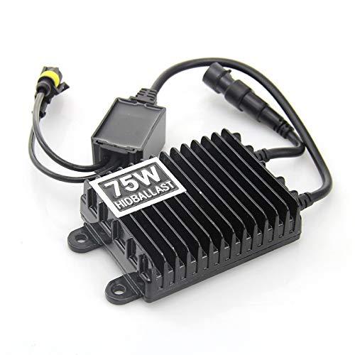 Cikuso Auto-Xenon-Licht 75W Ultraduenner Stabilisator Grosse LKW-Hohe Leistung Versteckte Ultra Duennen Stabilisator - Ultra Ballast