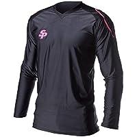 Soloporteros Camiseta Licra IN Hi-5 Negro Talla XXL