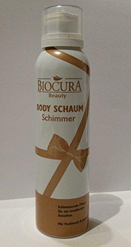 body-schaum-schimmer-biocura-beauty-150-ml
