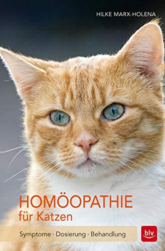 Homöopathie für Katzen: Symptome · Dosierung · Behandlung (BLV)