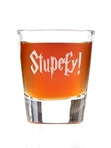 Stupefy Harry Potter Inspired Shot Glass by Alder House Market