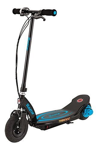Razor Power Core E100 Scooter eléctrico, Men, Azul, 0