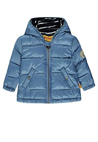 Steiff Steiff Baby - Jungen Anorak Jacke, per Pack Blau (Allure|Blue 3110), 56 (Herstellergröße: 56)