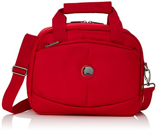 Delsey Beauty Case, Rosso