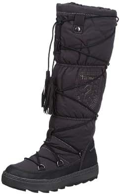 Tamaris ACTIVE 1-1-26608-29, Damen Snowboots, Schwarz (BLACK UNI 007), EU 43