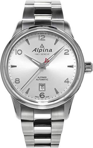 Alpina Geneve Alpiner Automatic AL-525S4E6B Orologio automatico uomo Classico semplice