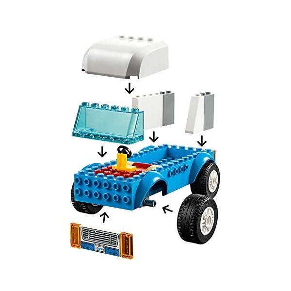 LEGO Juniors Toy Story 4 Vacanza in Camper, Gioco per Bambini, Multicolore, 282 x 262 x 76 mm, 10769 2 spesavip