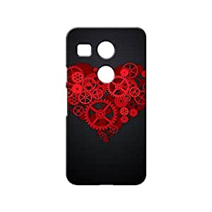 G-STAR Designer 3D Printed Back case cover for LG Nexus 5X - G4851