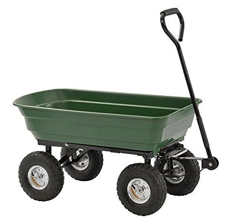 Sandusky Lee Pw3720 Steel/Poly Crate Wagon, 550 lb Load Capacity,