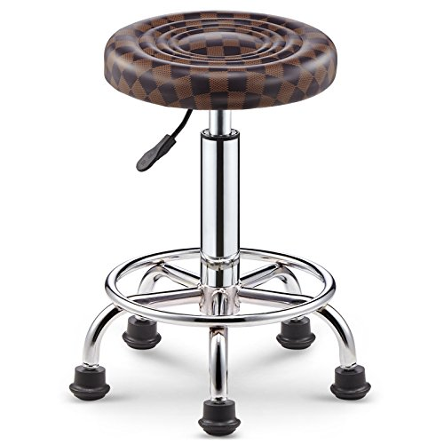 Lift Swivel Counter Hocker (ZWL Bar Stuhl Bar Hocker Ruhige Hocker, Salon Hocker Swivel Hocker Lift Stuhl Restaurant Sitting Hocker Coffee Shop Beauty Hocker Schönheit Stuhl Mobile Store Business Counter Stuhl Computer Hocker 42-54cm Mode ( Farbe : #4 ))