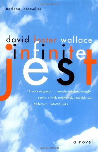 Book cover for Infinite Jest