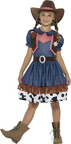 Texan Cowgirl Costume (Kostüme Rodeo Girl)