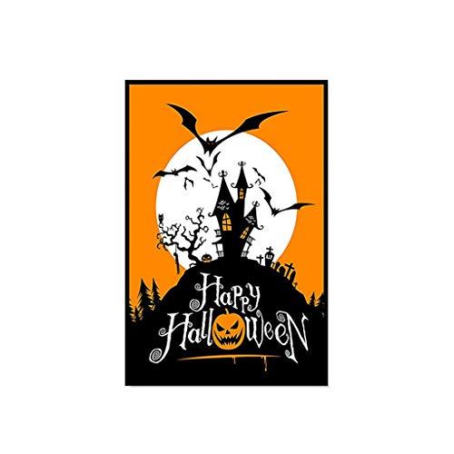 Blut-baby-puppe Shirt (Mitlfuny Halloween coustems Kürbis Hexe Cosplay Gast Ghost Schicke Party Halloween deko,Halloween-Garten-Flaggen-Kürbis-doppelseitige Leinwand-Fahnen-Rasen-Dekor-Flagge im Freien)