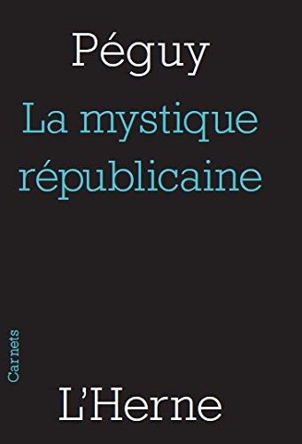 La mystique républicaine