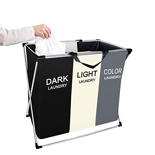 Rayuda 105L Collapsible Laundry ...