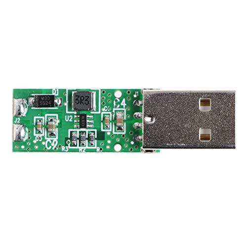 BouT DC auf DC Boost Konverter Spannungsregler Modul USB Konverter Einstellbare Step Up Netzteil Steckplatine 5V auf 12V Inverter Boost Board Transformer Dc-inverter-board