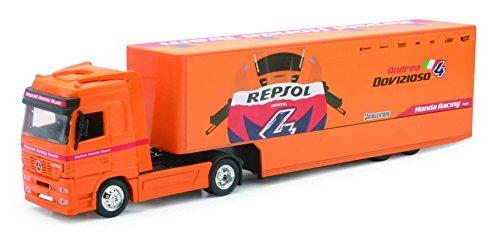 New Ray- Camion Team Honda Repsol-Die Cast, 15793, 36,5 cm
