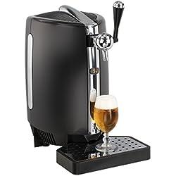 Domoclip dom369grifo de cerveza negro