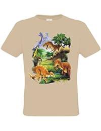 Ethno Designs T-shirt Enfants Dinosaurus regular fit